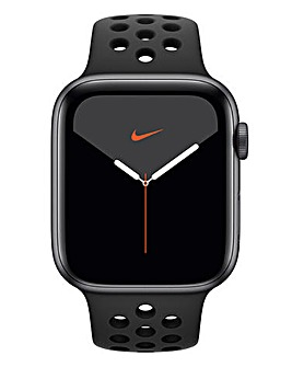 Apple Watch Nike Series 5 44mm - GPS, Anthracite/Black Sport Band