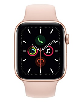 Apple Watch Series 5 44mm - GPS + Cellular, Pink Sand Sport Band