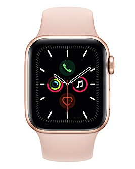 Apple Watch Series 5 40mm - GPS + Cellular, Pink Sand Sport Band