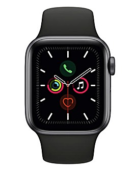 Apple Watch Series 5 40mm - GPS + Cellular, Black Sport Band