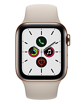 Apple Watch Series 5 40mm - GPS + Cellular, Stone Sport Band