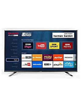 Sharp 65in 4K UHD Smart TV