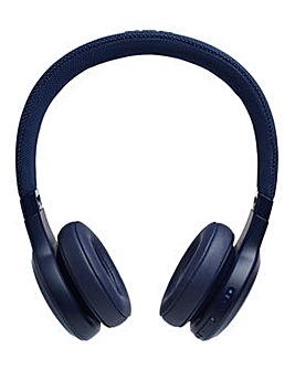 JBL Live 400 Wireless Headphones - Detachable Cable, Google Assistant