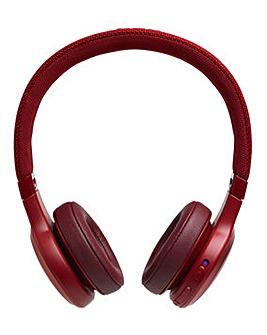 JBL Live 400 Wireless Headphones - Detachable Cable, Google Assistant