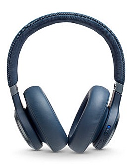 JBL Live 650 Wireless Around-Ear Headphones - Active NC, Universal Remote