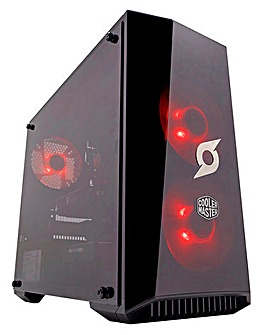 Stormforce R3 3200G Win 10 Gaming PC - 8GB RAM, 250GB SSD, 1TB, RX 580, WiFi