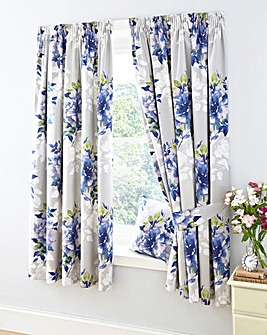 Dark Wonder Blackout Tape Top Curtain