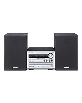Panasonic SC-PM250BEBS Bluetooth Micro Hi-Fi System with Wireless Technology