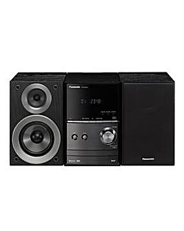 Panasonic SC-PM602EB CD Micro System