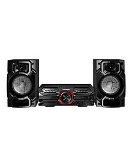 Panasonic SC-AKX320E-K Audio System
