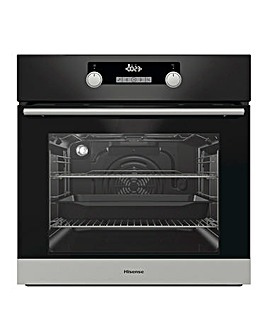 Hisense Built-in Steam Clean Single Oven