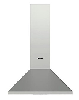 Hisense CH6C4AXUK Stainless Steel Chimney Cooker Hood