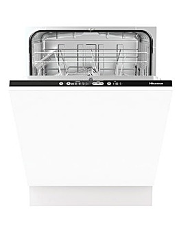 Hisense 13 Place Integrated Dishwasher
