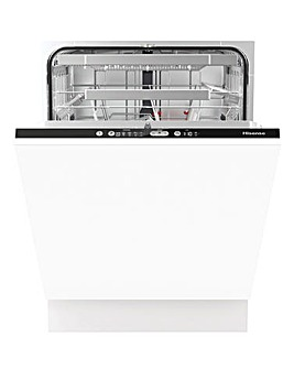 Hisense 16 Place Integrated Dishwasher