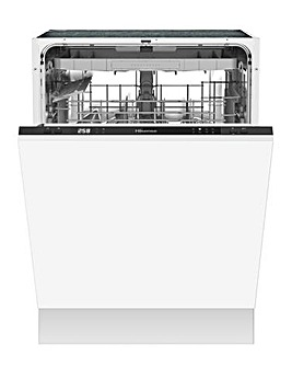 Hisense 14 Place Integrated Dishwasher