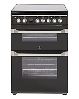 Indesit 60cm Electric Cooker + Install
