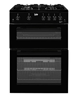 Beko KTG611 Freestanding 60cm Gas Cooker