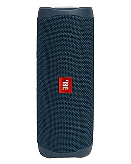 JBL Flip 5 Portable Bluetooth Speaker Blue