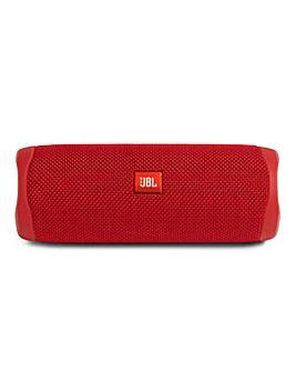 JBL Flip 5 Bluetooth Speaker Red