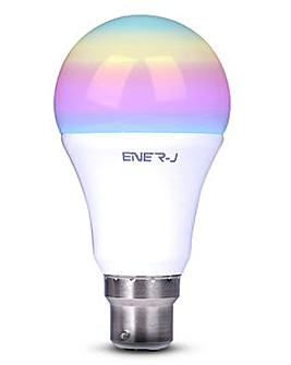 ENER-J Smart WiFi GLS LED Dimmable Lamp - B22 9W
