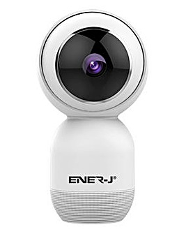 ENER-J Smart WiFi Indoor IP Camera with Auto Tracker