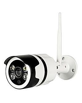 ENER-J Smart WiFi Outdoor 1080p Bullet IP Camera