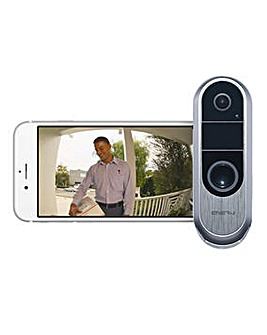ENER-J Smart & Slim Wireless Video Doorbell
