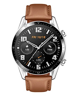 Huawei Watch GT 2 46mm - Classic Brown