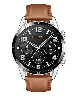 Huawei Watch GT 2 46mm - Classic Brown