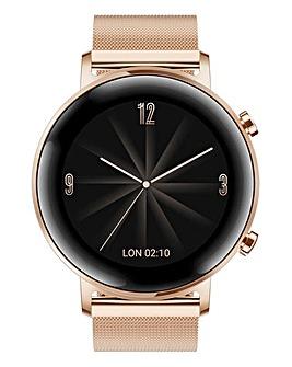 Huawei Watch GT 2 42mm - Refined Gold