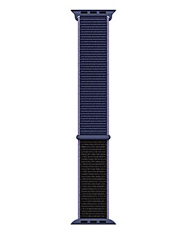 Apple 44mm Midnight Blue Sport Loop