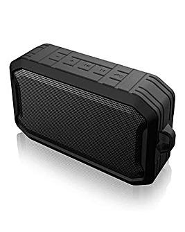audial Waterproof Bluetooth Speaker IPX7
