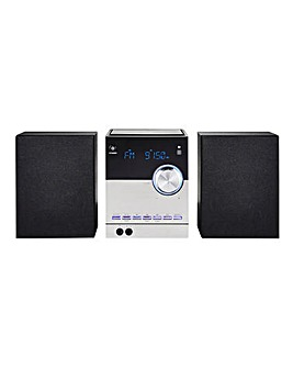 audial Mini System with CD & Bluetooth