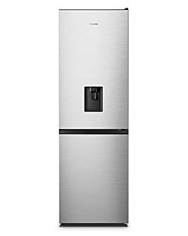 Hisense RB390N4WC1 Frost Free Fridge Freezer - Silver