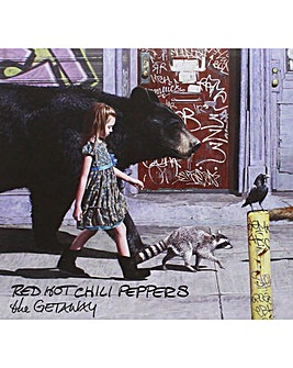 Red hot chilli peppers the getaway