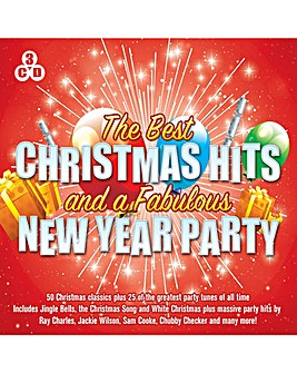 Best christmas hits and new years party