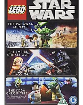 Star Wars Lego Triple Pack