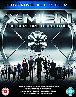 XMen  The Cerebro Collection