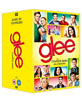 Glee  Seasons 1 to 6