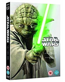 Star Wars Prequel Trilogy