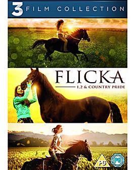 Flicka  Flicka 2  Flicka Triple Pack