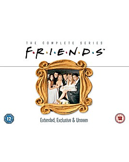 Friends Complete Coll Series 1 to 10