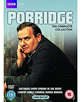 Porridge Complete Box Set