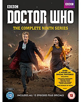 Doctor Who  Complete Series 9