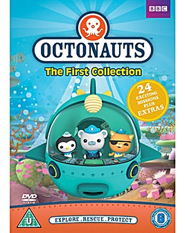 Octonauts  The First Collection