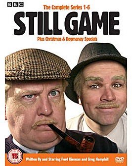 Still Game The Complete Series 1 to 6