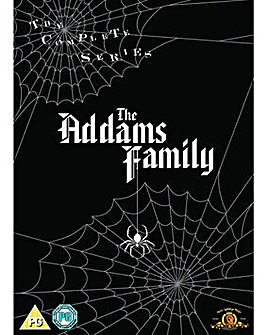 Addams Family Complete