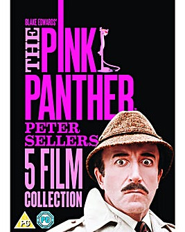 Pink Panther Boxset Peter Sellers
