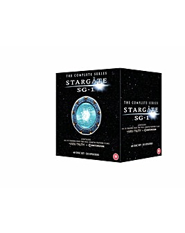 Stargate Sg1 Complete Megapack