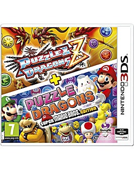Puzzle and Dragons Z 3DS
